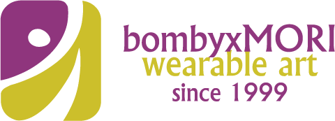 bombyxmori wearable art logo