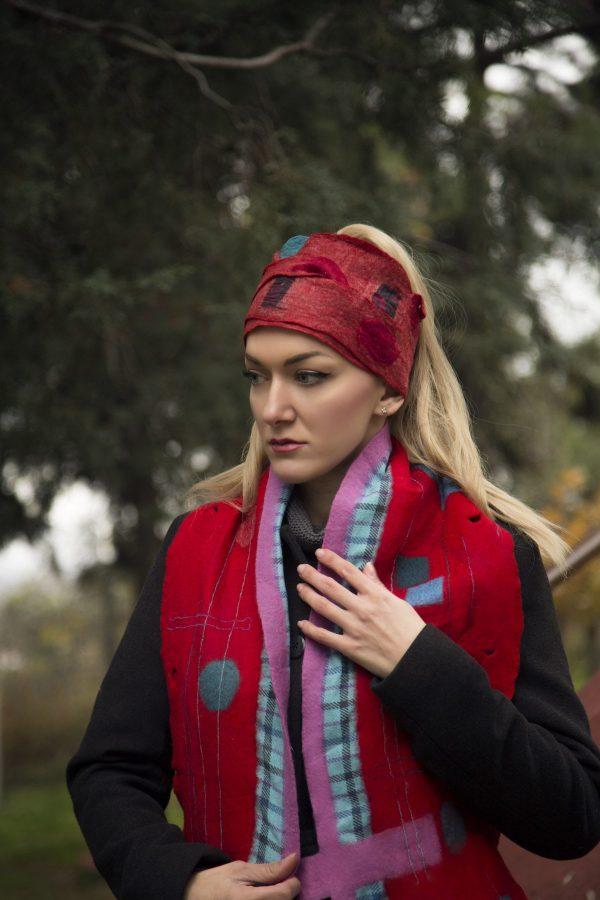 hand made scarf